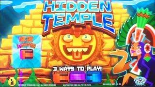 ++NEW Hidden Temple slot machine, G2E 2015, IT