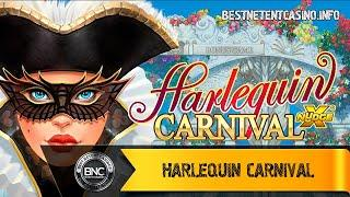 Harlequin Carnival slot by Nolimit City