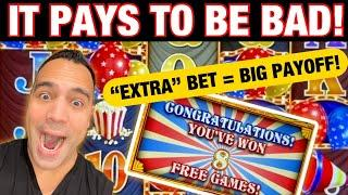 ⋆ Slots ⋆Pop N' Pays BIG TOP BIG WINNING!! | Cash Express Luxury Line ⋆ Slots ⋆