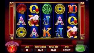 Ainsworth Grand Dragon Video Slot Free Spins