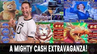 • A MIGHTY Cash Extravaganza! ALL. DAY. LONG. • Fun Times @ Cosmo