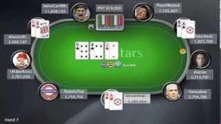 WCOOP 2013: Event 66 - $5,200 NLHE Main Event - PokerStars
