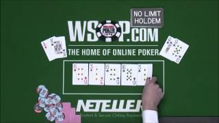 WSOP $50k Poker Player's Championship Highlighted Hand