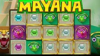Mayana Online Slot from Quickspin