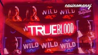 True Blood Slot - Blood Lust Bonus - *NICE WIN* - Slot Machine Bonus