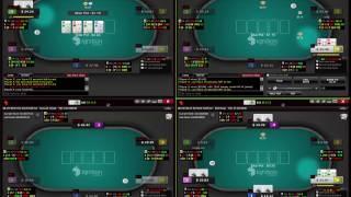 25 NL Ignition Poker Session 2 of 2 - Texas Holdem Poker