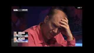 EPT Barcelona: Super High Roller Final Table - Feature Hand 3 - PokerStars.com