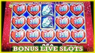 • LOCK IT LINK • DIAMONDS DRAGON • LINK BONUS LIVE PLAY SLOTS