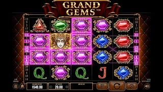 Grand Gems Online Slot from SYNOT