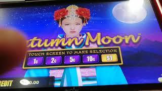 Autumn Moon live play pokie/slot/15