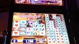 Van Helsing 2c bonus - nice win