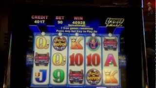 Aristocrat Technologies - Reelin' n Boppin' Slot Bonus HUGE WIN