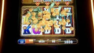 Bally Technologies - Gaucho's Gold Slot Bonus