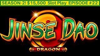 Jinse Doa Dragon Slot Machine Live Play   Season 2 EPISODE #22