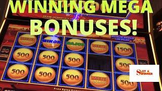 •WINNING MUCHO DINERO IN BONUSES•️LIGHTNING LINK SLOT MACHINE MEGA BONUSES WIN