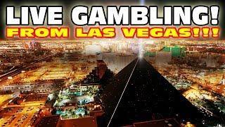 • LIVE GAMBLING IN LAS VEGAS WITH SLOT TRAVELER •