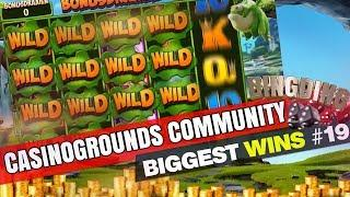 CasinoGrounds Community Biggest Wins #19