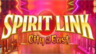 NEW GAMES FRENZY!  SPIRIT LINK + MAMMOTH KINGDOM + SPRING LION SLOT POKIE BONUSES - PALA CASINO