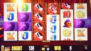 Wicked Winnings III Slot Machine, A Special Spin