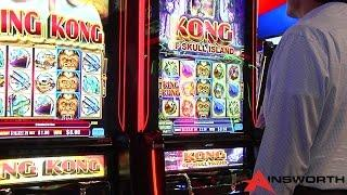 King Kong Slot Machine from Ainsworth