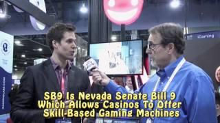 Skill-Based Slot Machines From Gamblit Gaming