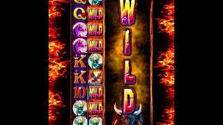 RUMBLE RUMBLE Video Slot Casino Game with a RUMBLE RUMBLE FREE SPIN BONUS