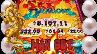 •SKY DRAGONS•MAX BET!•CASINO COUNTESS!•RUDIES CRUISE WITH THE BOYZ!!