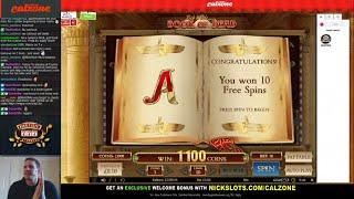Casino Slots Live - 16/04/18