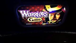 Konami Warrior's Gate - 25 FREE GAMES - NICE BONUS WINS(2)