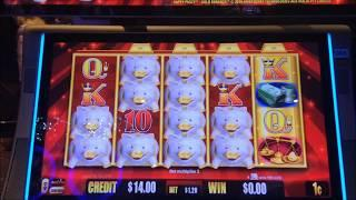 SAVED BY THE PIGGIES!!  SWORD OF DESTINY & GOLD BONANZA Live Slot Play @ San Manuel