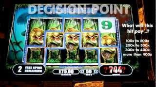 Reel Decision Point 8 - Big Rex