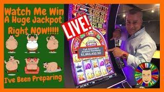 •Live Slot Play At Cosmopolitan Las Vegas