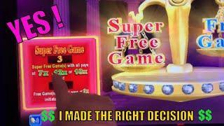 ★ Slots ★HOORAY !! I MADE THE RIGHT DECISION !★ Slots ★50 FRIDAY 132★ Slots ★COYOTE MOON/HEART THROB