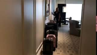 Palazzo Hotel Video Tour of the Fortuna Suite on the Las Vegas Strip