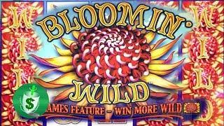 Bloomin Wild slot machine