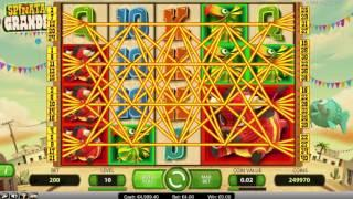 Free Spinata Grande Slot by NetEnt Video Preview | HEX