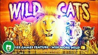 Wild Cats slot machine