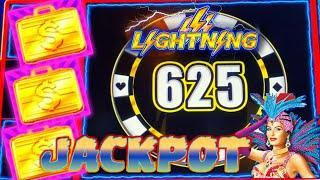 HIGH LIMIT Lightning Link High Stakes HANDPAY JACKPOT ⋆ Slots ⋆️$25 Bonus Round Slot Machine Casino BIG WIN