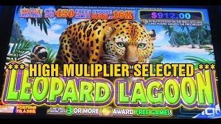 IGT - Leopard Lagoon *** BIG 8x mulitplier !!! ***