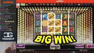 BIG WIN on Danger High Voltage Slot - £6 Bet!