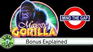Majestic Gorilla slot machine, Bonus Explained