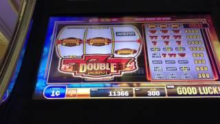 TWIN FIRE • at The Borgata - I was a little tipsy recording this.