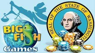 Washington State Lawsuit Targets Free Casino Games