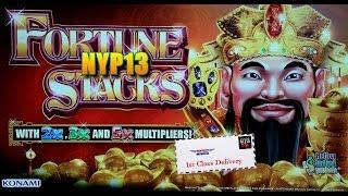 *NEW DELIVERY* Konami - Fortune Stacks Slot MAX BET Bonus