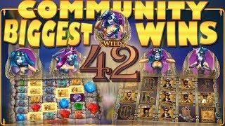 CasinoGrounds Community Biggest Wins #42