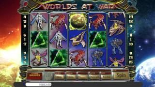 Worlds At War• free slots machine by Saucify preview at Slotozilla.com
