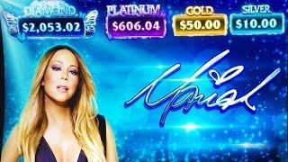#G2E2016 Aristocrat   NEW Mariah slot machine