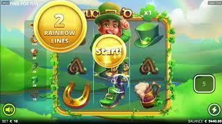 Gaelic Gold Slot - NoLimit City