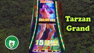 Tarzan Grand slot machine, bonus
