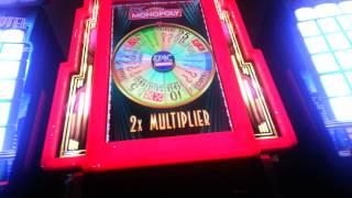 Epic Monopoly Wheel Bonus